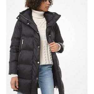 MICHAEL MICHAEL KORS Quilted Down Puffer Coat